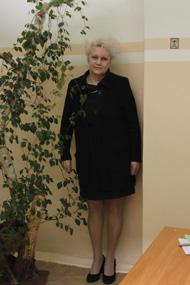 Егорова Любовь Николаевна